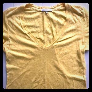 {Standard James Perse} - V-Neck Shirt